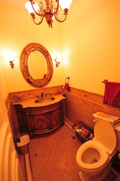Improve Bathroom Designs with Square Brass Tubing and Other Metals