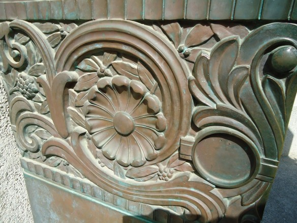 A Natural Patina Can Give Character to Your Bronze Tube Structure